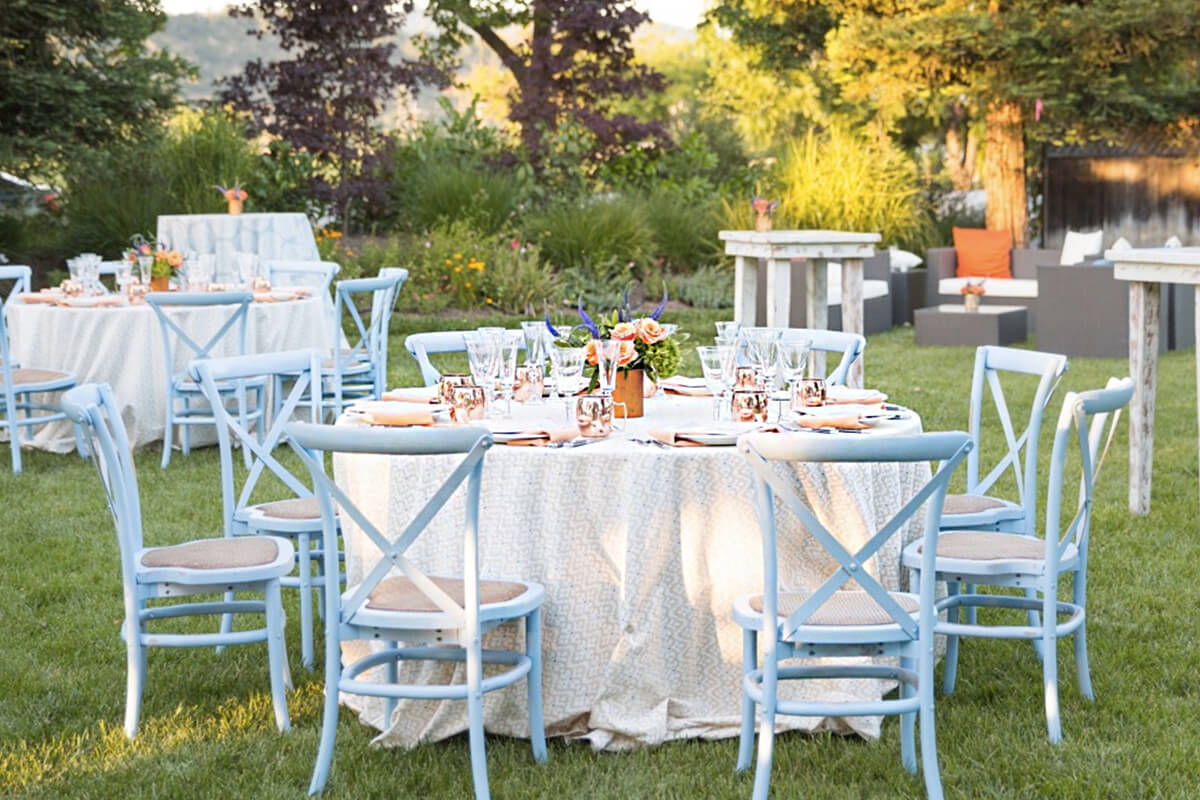 Photo by Jen Philips ~ Design by Bright Event Rentals